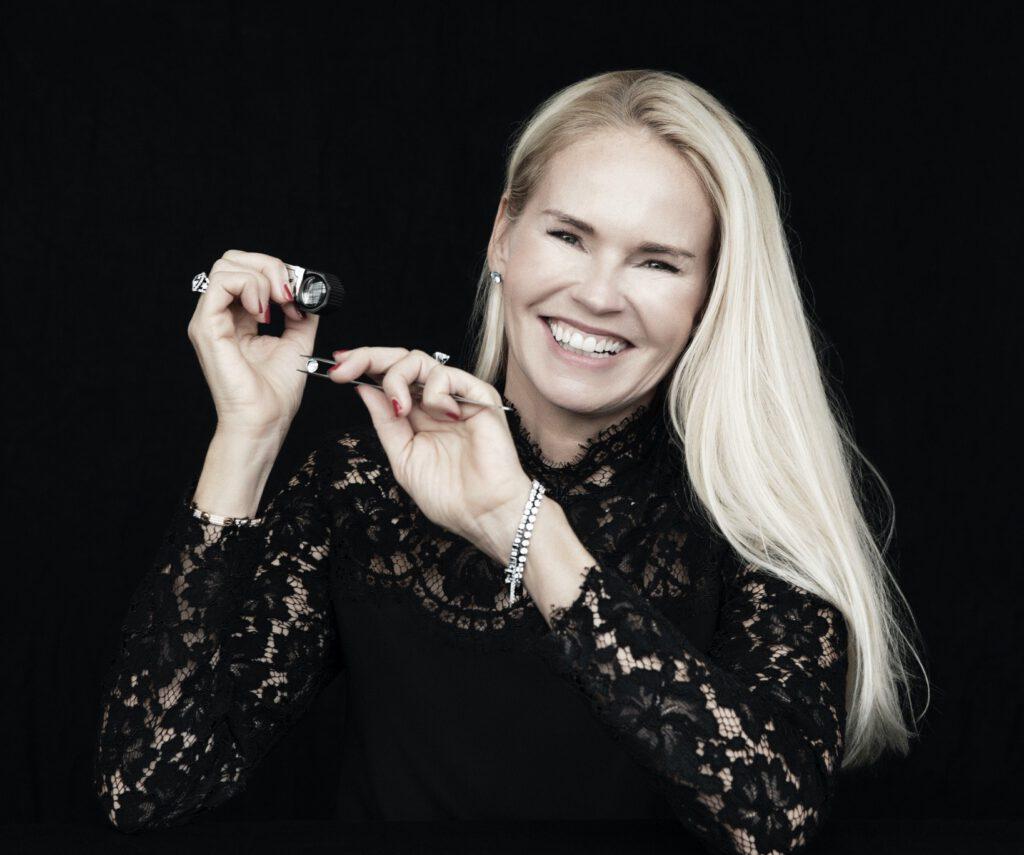 Trine Lamm – your diamond expert
