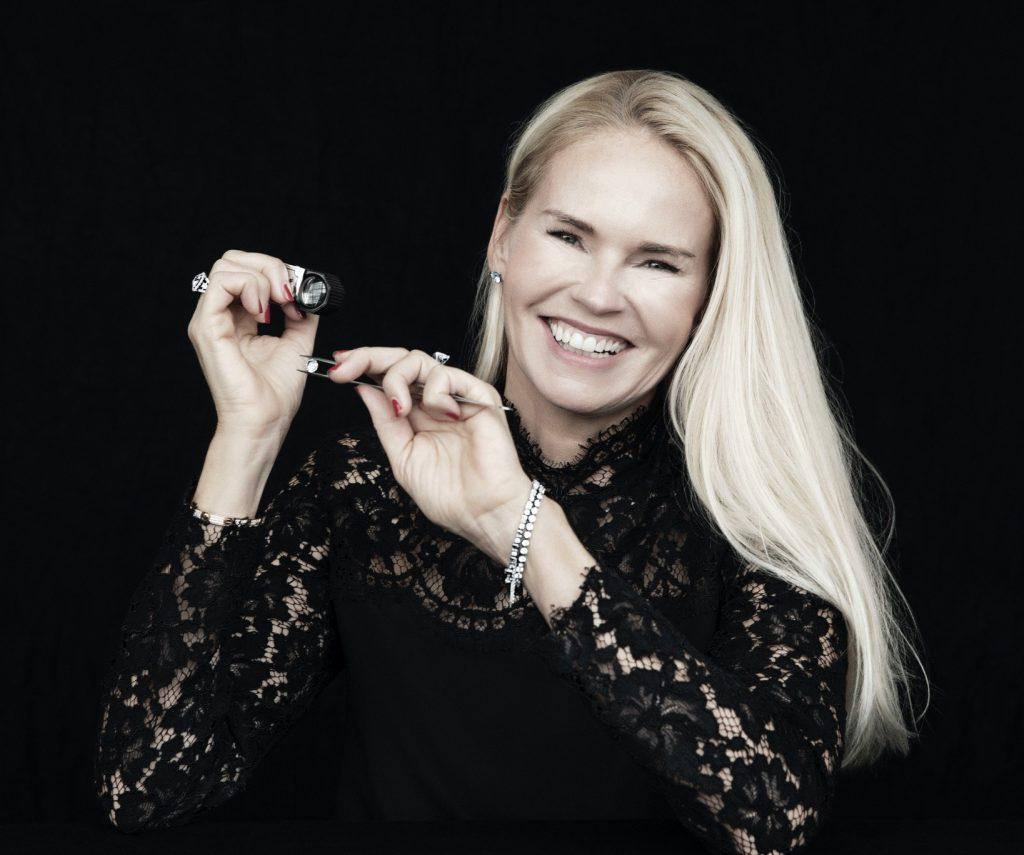 Trine Lamm din diamantekspert