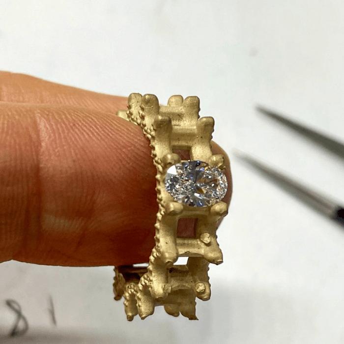 Finder de rigtige diamanter